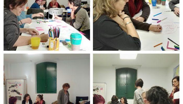 Facilitando procesos grupales en co-liderazgo